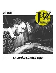 Caldas nice Jazz'18 | Salomão Soares Trio