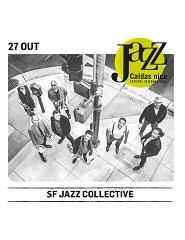 Caldas nice Jazz'18 | SF Jazz Collective