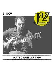 Caldas nice Jazz'18 | Matt Chandler Trio