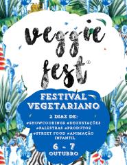 Veggie Fest Portugal - 2 Dias - 6 e 7 de Outubro