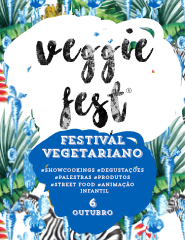 Veggie Fest Portugal - Sábado 6 Outubro