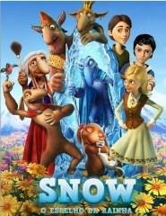 SNOW –  O ESPELHO DA RAINHA