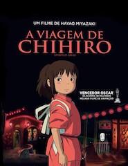 Cinema nas Ruínas - A Viagem de Chihiro