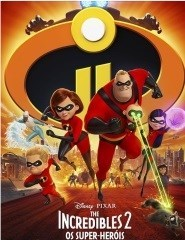 The Incredibles 2 - Os Super Heróis