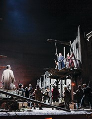 MET OPERA LIVE IN HD - LA FANCIULLA DEL WEST