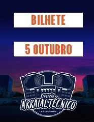 XXIV Arraial do Técnico '18 - Dia 5/10