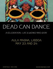 Dead Can Dance - 23 Maio