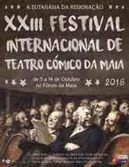 FITCM -06/10- CLÁSSICOS CÓMICOS - Teatro Corsário - Castela e Leão ESP