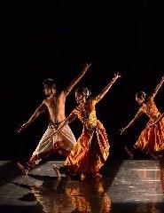THARI - THE LOOM, Dança Bharatanatyam