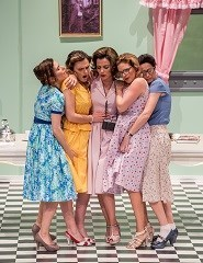 5 Lésbicas e uma Quiche