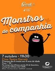 Monstros de Companhia - Teatro para Bebés
