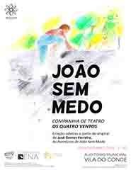 João Sem Medo | Sempr' Em Cena
