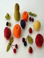 SE| Frutas e Legumes para Brincar| Workshops de Feltro