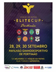 Hóquei Patins ELITE CUP - FINAL
