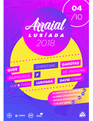 Arraial Lusíada 2018