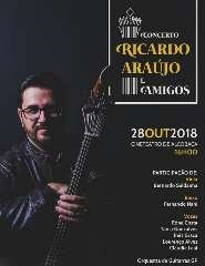 Concerto Ricardo Araújo e Amigos-Alcobaça 2018