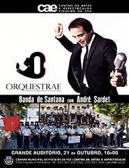 ORQUESTRAE - Banda de Santana com André Sardet