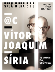 @C + Vítor Joaquim +  Síria