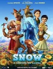 Snow - O Espelho da Rainha