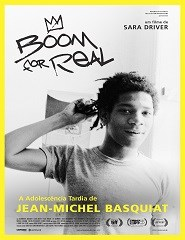 Boom for Real: A Adolescência Tardia de Jean-Michel Basquiat (Cinema)