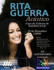 RITA  GUERRA / XII Aniversário Aquém Renasce