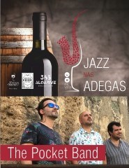 JAZZ NAS ADEGAS | The Pocket Band | 21:00