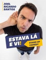 Stand up Comedy com JOEL RICARDO SANTOS