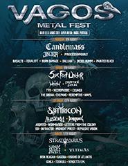 Vagos Metal Fest - Passe Geral