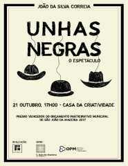 Unhas Negras - O Espetáculo