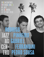 Rodrigo Pinheiro / Gabriel Ferrandini / Pedro Sousa (PT)