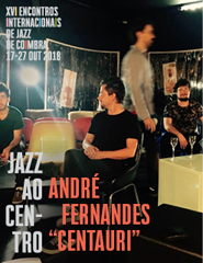 """André Fernandes """"Centauri"""" (PT)"""