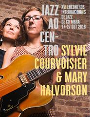 Sylvie Courvoisier & Mary Halvorson