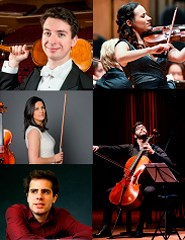 Quinteto de Shostakovich / por Solistas Orquestra XXI