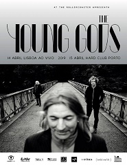 The Young Gods + She Pleasures Herself in Lisbon