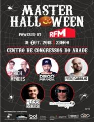 Master Halloween | Powered by RFM