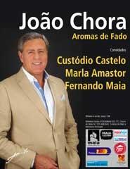 AROMAS DE FADO - JOÂO CHORA