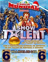 SHOW TALENT - Circo Mundial 2018