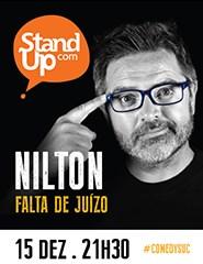 StandupCom: Falta de Juízo - NILTON