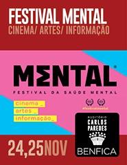 Festival Mental - Cinema Artes e Informação - DIA 24