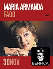 50 Anos a cantar FADO – MARIA ARMANDA CONVIDA AUGUSTO RAMOS