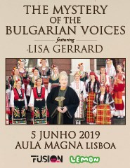 The Mystery of The Bulgarian Voices with LISA GERRARD