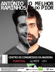 António Raminhos – O MELHOR DO PIOR