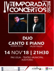 Duo Canto e Piano