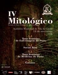 IV Mitológico | Encontro Tunas Afrodituna