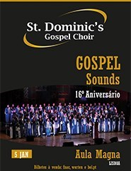 GOSPEL SOUNDS - SAINT DOMINIC´S GOSPEL CHOIR