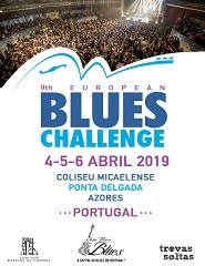 9th European Blues Challenge | Passe Geral