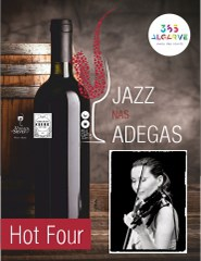 JAZZ NAS ADEGAS | HOT FOUR | 17:00