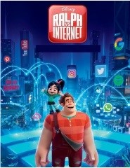 Força Ralph : Ralph vs Internet