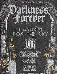 Darkness Is Forever