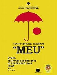 MEU – Teatro Sensorial